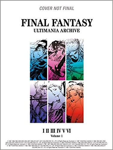 Preorder: Final Fantasy Ultimania Archive Vol 1 $24 at Amazon