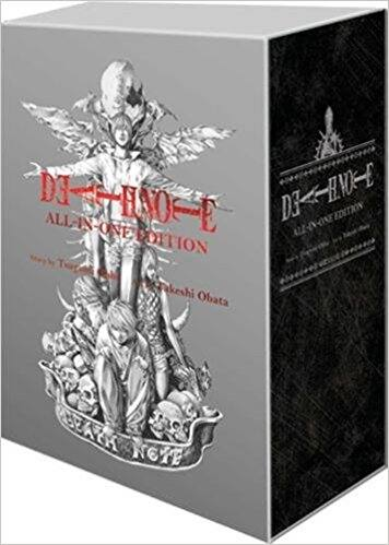 Death Note (All-in-One Edition) at Amazon $20.19 or $15.19 with coupon
