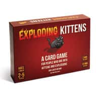 GameStop Game & Collectibles Sale + 25% off $100 + Free Shipping - Includes Exploding Kittens as low as $10.50