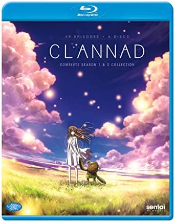 CLANNAD Complete Collection (Seasons 1 + 2) Anime Blu-ray - $38.99 Shipped