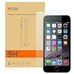 Slicoo Premium HD Clear Tempered Glass Screen Protector for iPhone 6 $4.99 AC @ Amazon