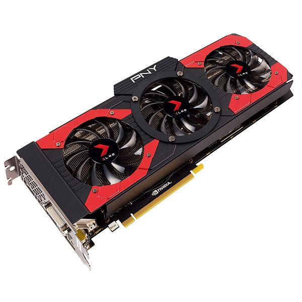 [GPU] PNY GeForce GTX 1080 Graphic Card - $460