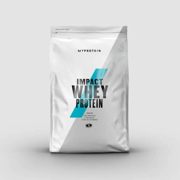 11lbs Impact Whey Protein Powder | MYPROTEIN™ $30.50
