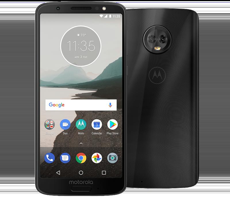 32GB Motorola Moto G6 Smartphone w/ Google Fi Activation