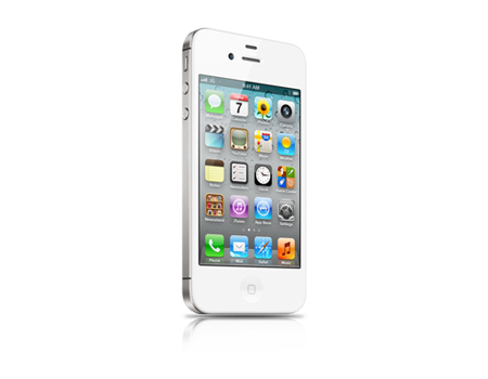 Refurb Apple iPhone 4S 64 GB for AT&T (no contract) for $499 + free shipping
