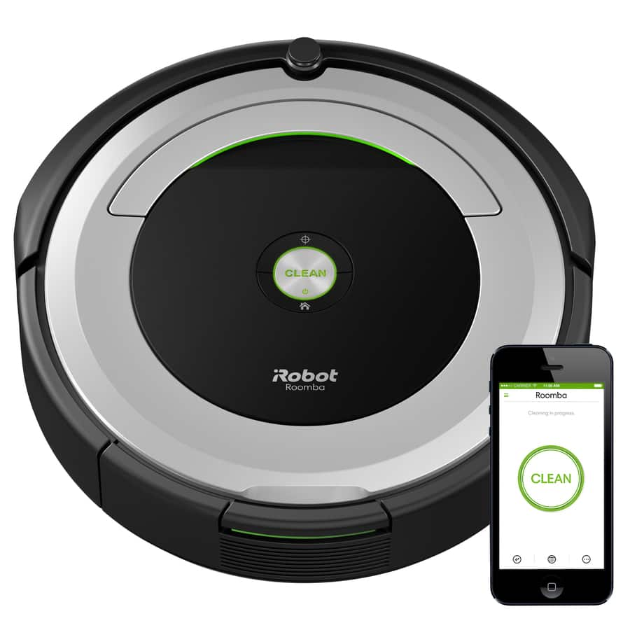 iRobot Roomba 690 Robot Vacuum with Wi-Fi,  $247.50 after 10% off coupon, free shipping, Item # 866484 Model # R690020