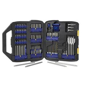 Kobalt 106-Piece & 210-Piece Screwdriver Bit Set $18.96