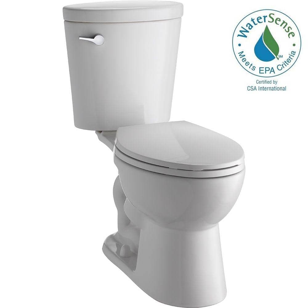 Home Depot up to 32% off select toilets; Delta Corrente 2-piece 1.28 GPF Single Flush Elongated $149