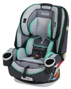 Graco 4ever All-in-One Convertible Car Seat, Basin $197 +Free Shipping w/ Prime