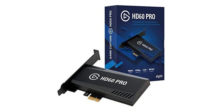 Elgato 1GC109901002 HDMI Game Capture Card HD60 Pro $100