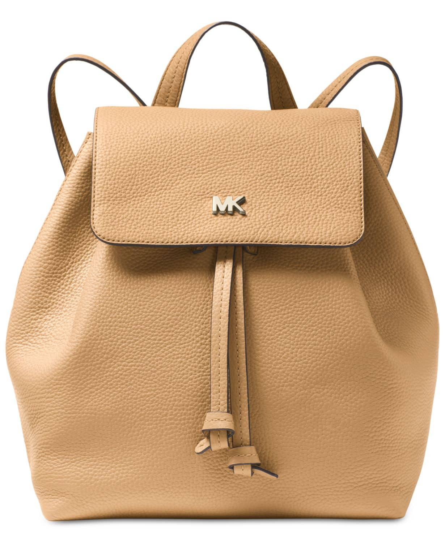 7d2c20a16665 MICHAEL Michael Kors Junie Flap Backpack $104.93 - Slickdeals.net