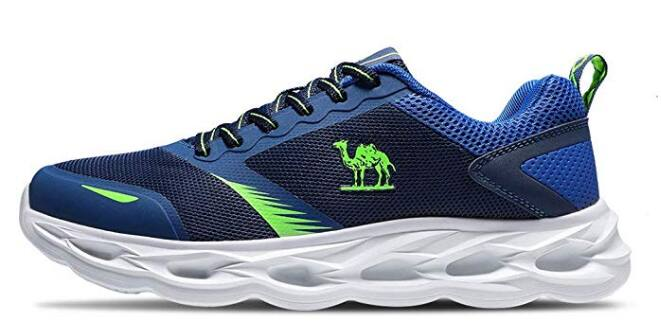 CAMEL CROWN Breathable Trail Running Shoes $16.49