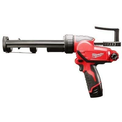Milwaukee 2441-20 M12 12V 10-Ounce Caulk And Adhesive Gun and M18 175W Inverter power supply  - Bare Tools - $182.4 at eBay