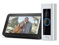 Ring Video Doorbell Pro HD with Echo show 5 $179
