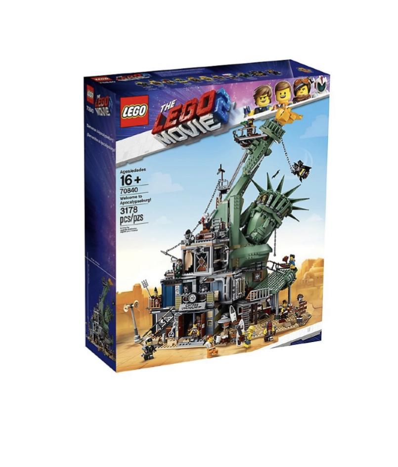 THE LEGO® MOVIE 2™ Welcome to Apocalypseburg! $209.99