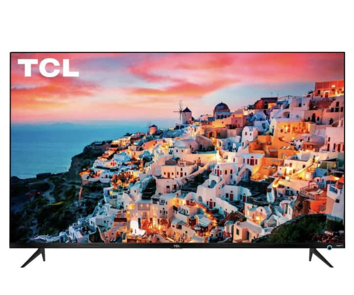 "TCL - 55"" Class - LED - 5 Series - 2160p - Smart - 4K UHD TV with HDR - Roku TV - model 55S525 $299.99"