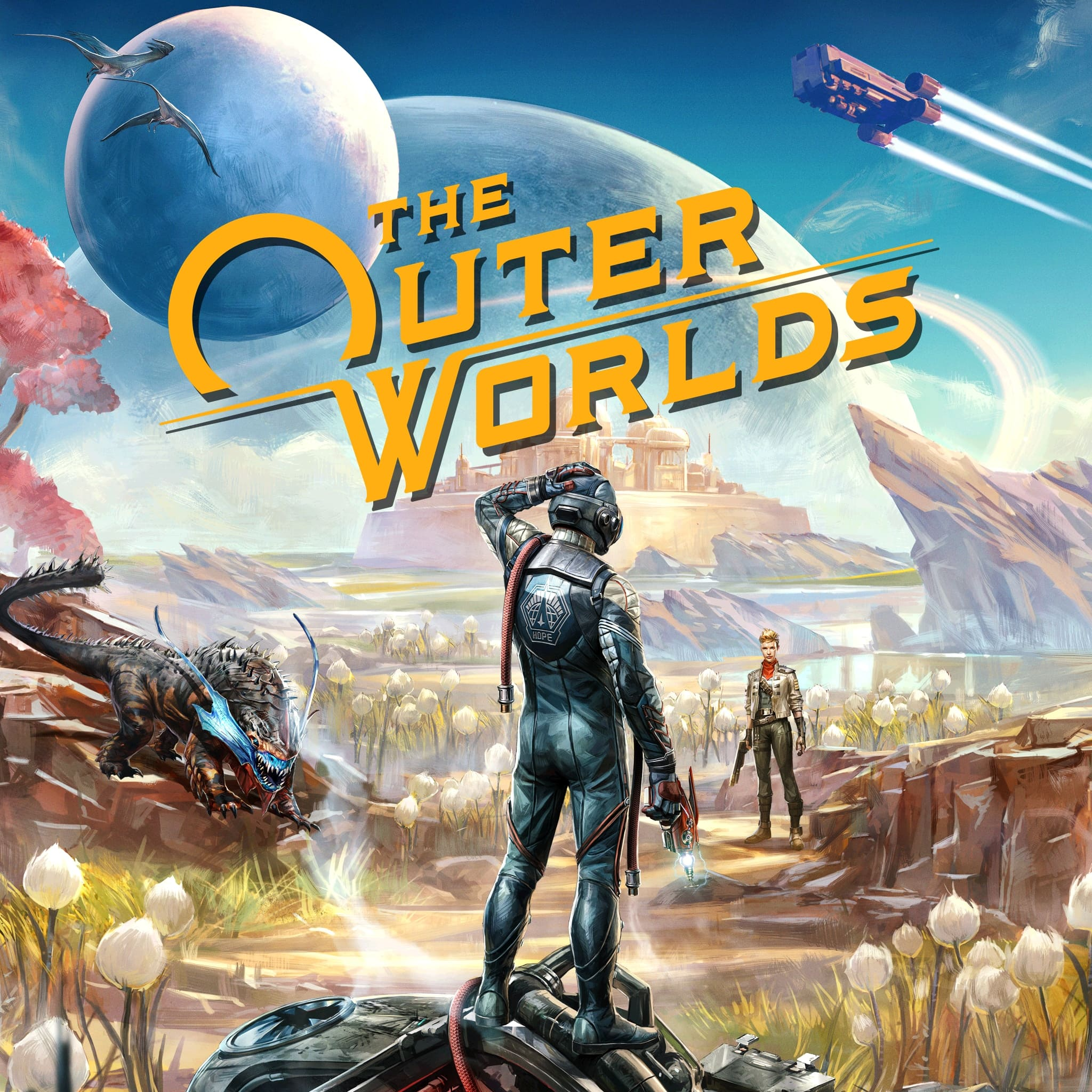 The Outer Worlds for Nintendo Switch @ GameStop $19.99