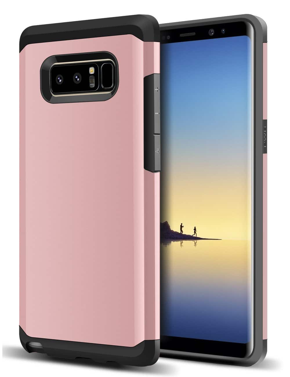 Eloven via Amazon has select heavy duty armor cases on sale up to 60% off with Prime Member free s/h.  Samsung Note 8 ($6.75) iPhone X($6.75) iPhone 5S/5/SE ($2.36)