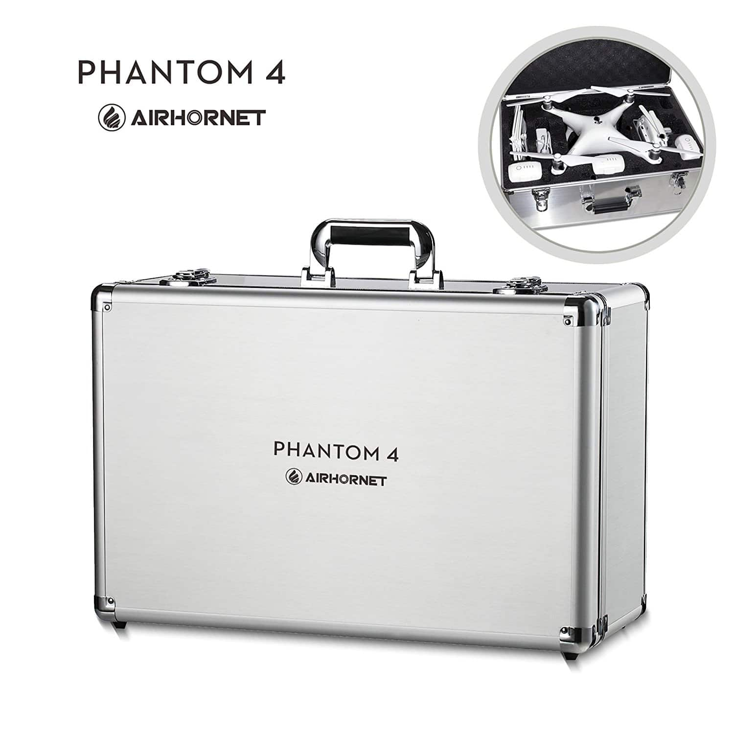 20% off  Airhornet hard-shell Carrying Case  for DJI Phantom 4 $55.99, DJI Phantom 4 backpack $51.99 +FS @Amazon