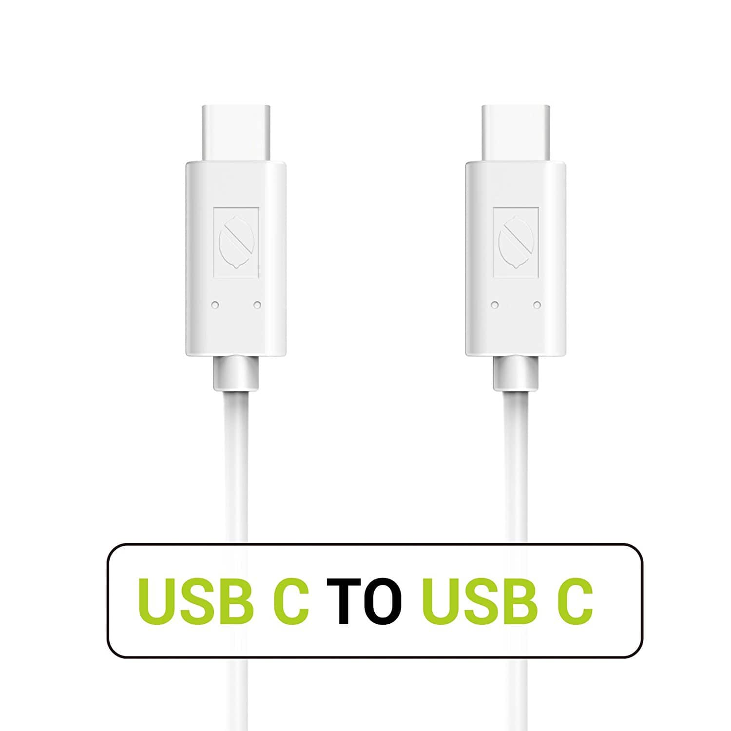 60% off ZeroLemon Type-C cables on sale,  2-Pack Nylon Braided Fast Charging Sync Cable $4;  1-Pack $3.5