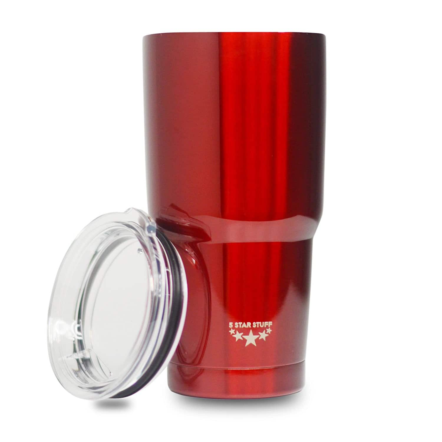 Amazon Has $6.5 for 20oz. Double Wall Vacuum Insulated Tumbler (Stainless Steel)  50% Off Free Shipping for Everyone