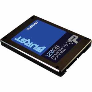 Fry's has  120GB Patriot Burst SSD R:560MB/s W:540MB/s $36.99