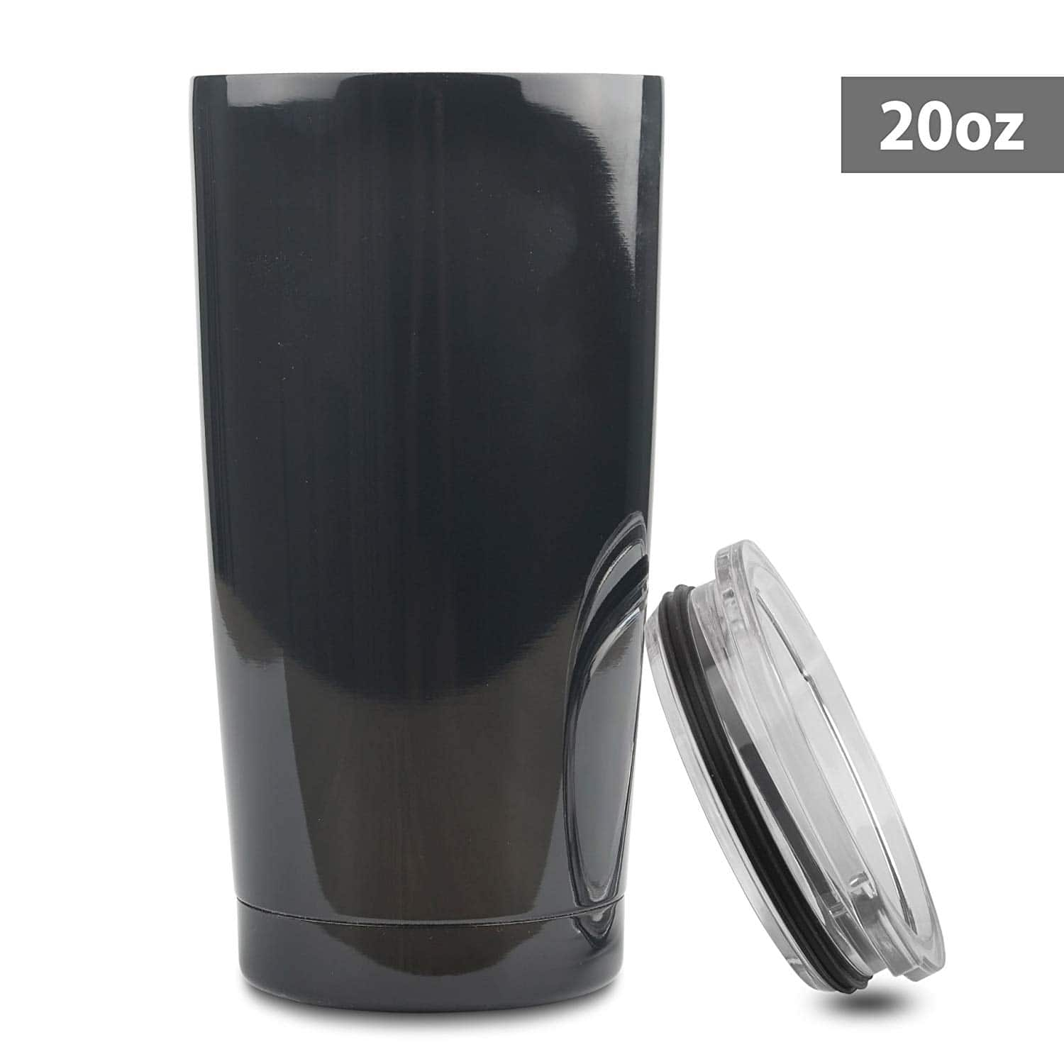 Amazon has 20oz Stainless Steel (SS) Double-Wall Vacuum Tumbler for $4.6, 30oz for $5.9. Free Shipping