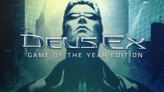 Deus Ex GOTY Edition, PCDD, GOG.com, $0.97