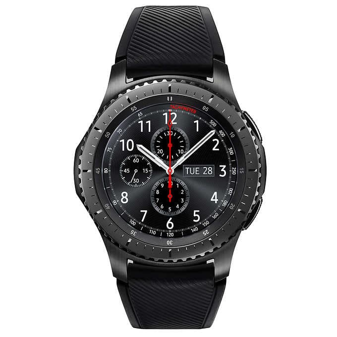 Samsung Gear S3 Frontier Smartwatch $239.99