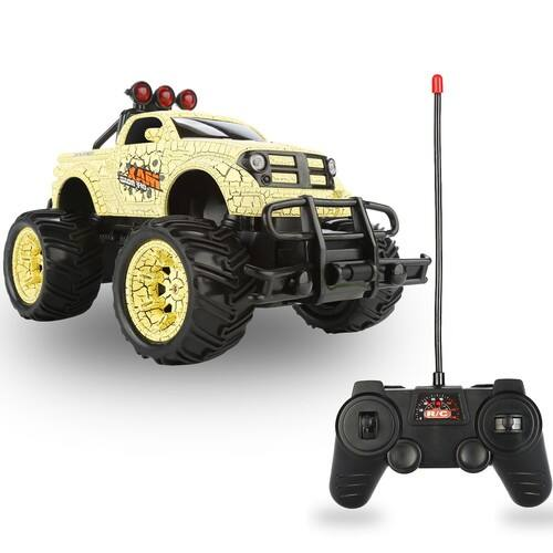 QuadPro NX5 2WD 1:20 Monster Remote Control Car for $22.99