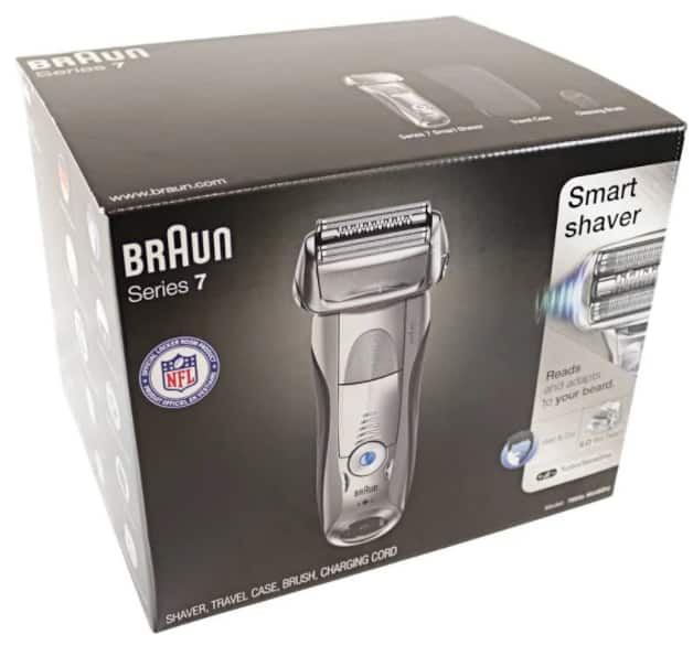 Braun 7893s Wet & Dry Electric Foil Shaver $89.99 AC @ Costco for members via Google Express App FS
