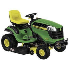 John Deere Riding Lawn Mowers 250 Gift Card Rebate Lowes