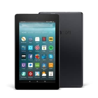 "Amazon Fire 7"" $29.99 Amazon Fire 8"" $49.99 Both with ads YMMV Amex pay with points promo"