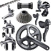 Merlin Cycles Deal: Shimano Ultegra 6800 Groupset OEM ($554.21) + Free Shipping