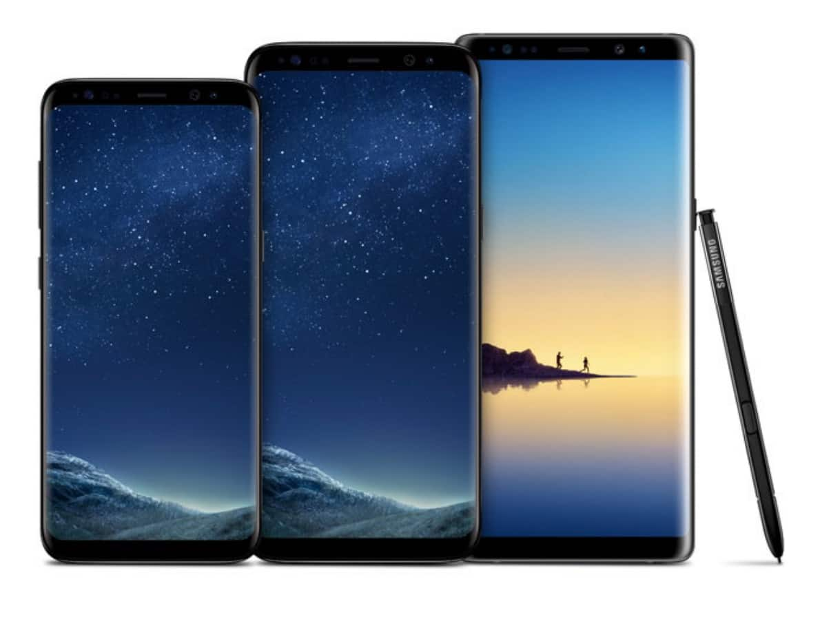 Samsung.com deal with corporate discount: Galaxy S8 $399 S8+ 471 with free AKG headphone