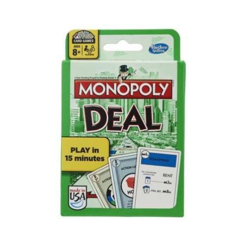 Monopoly Deal $3.74 + FS