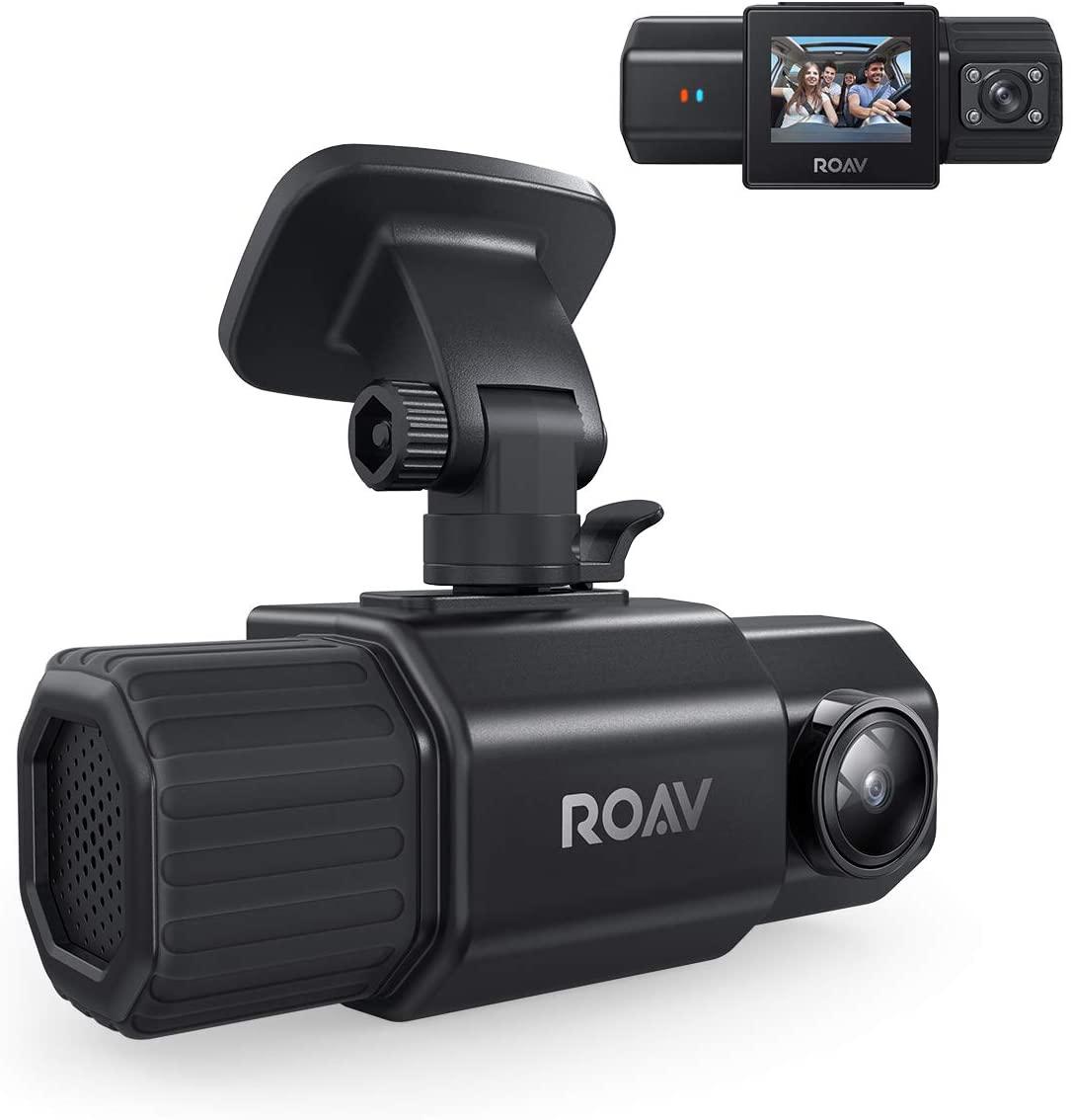 Anker ROAV Dual Dash Cam Duo, Dual FHD 1080p Dash Cam $70