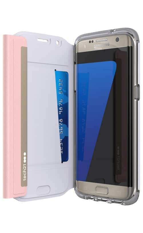 Tech21 Evo Wallet for Samsung Galaxy S7 Edge $11