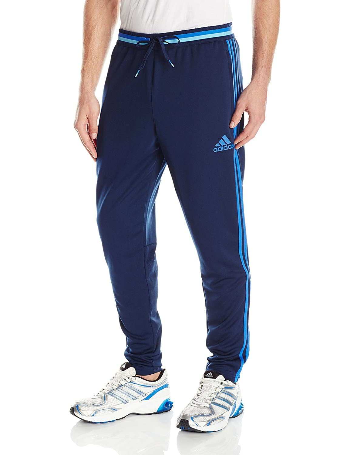 adidas Men's Condivo 16 Training Pants [Collegiate Navy/Blue] $27