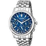 Citizen Watches Mens CA0349-51L Eco-Drive - Super Titanium Watch $200.82