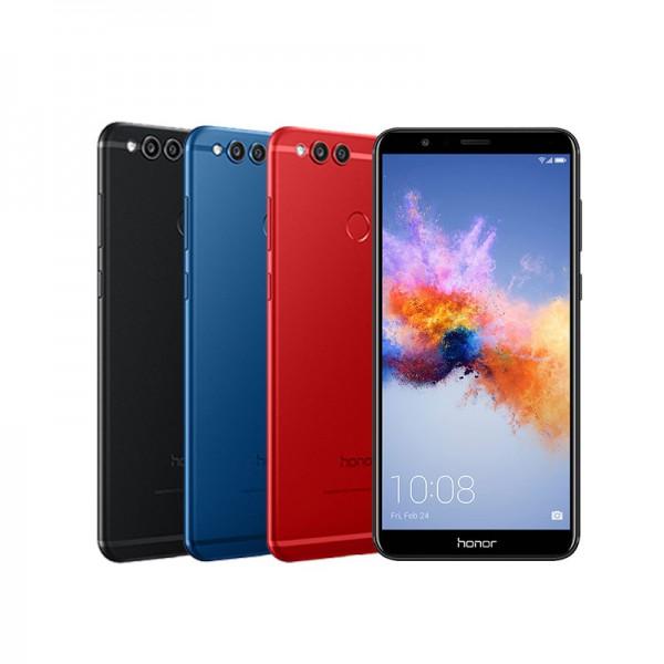 Huawei: Honor 7x + Honor band 3 + Honor Sport Bluetooth