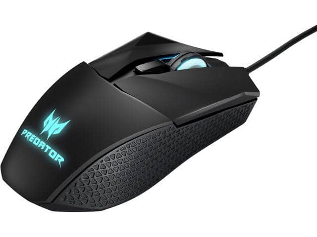 Acer Predator CESTUS 300 Wired Gaming Mouse - Black $29.99 on newegg