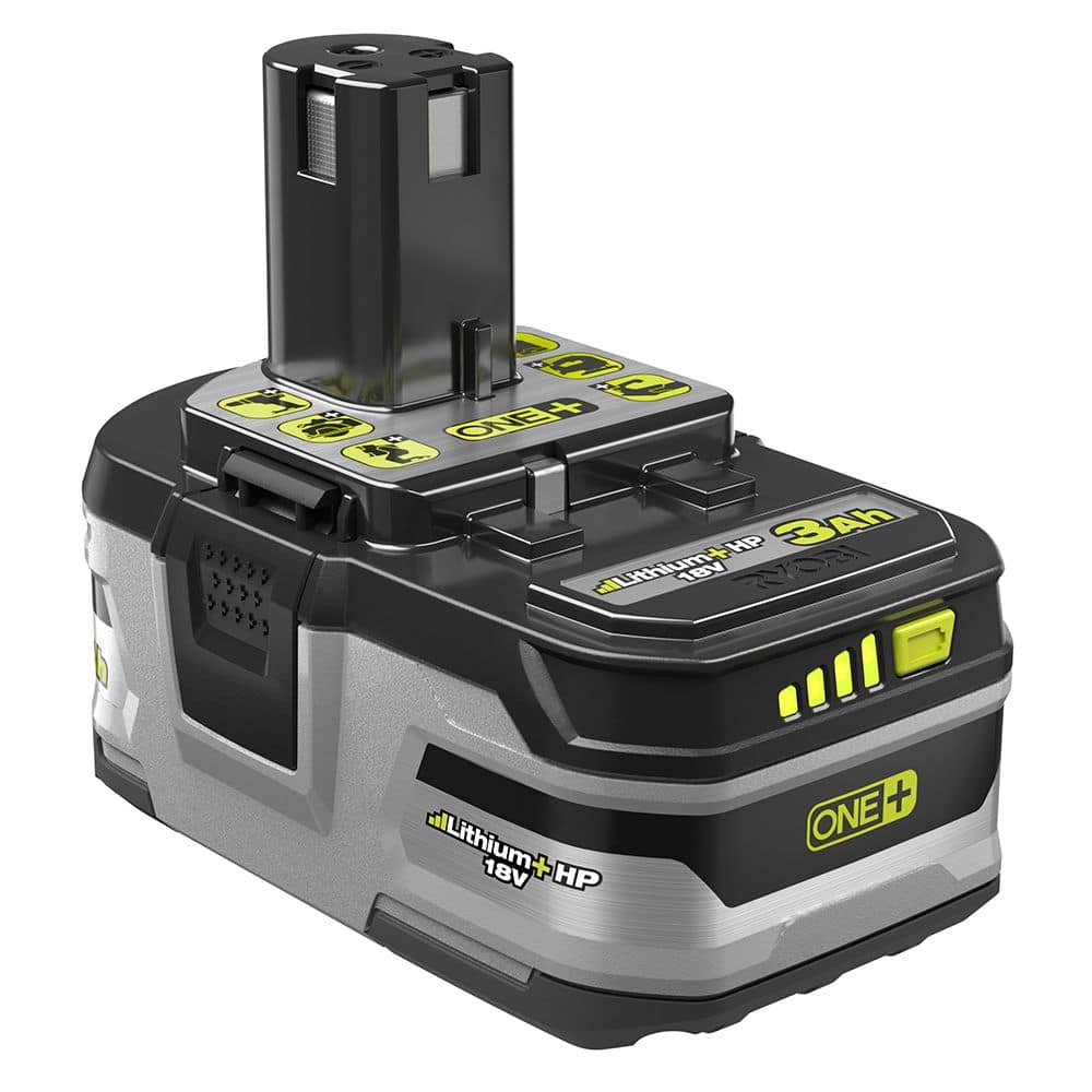 RYOBI ONE+ P191 3Ah 18 Volt Lithium+ HP High Capacity Battery CPO $34.99