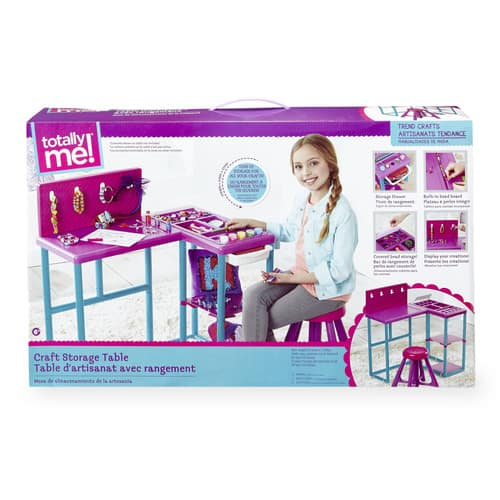 Totally Me! Craft Storage Table $29.99 + fs