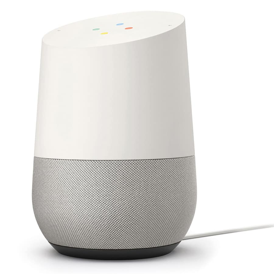 Google Home - $84 at Lowe's (with $25 off $100) Coupon+ Tax