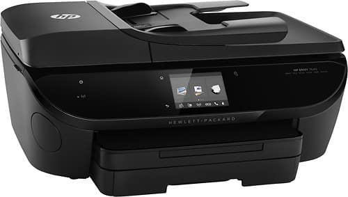 HP - ENVY 7640 Wireless All-in-One Instant Ink Ready Printer - Black - 79.99 + FS