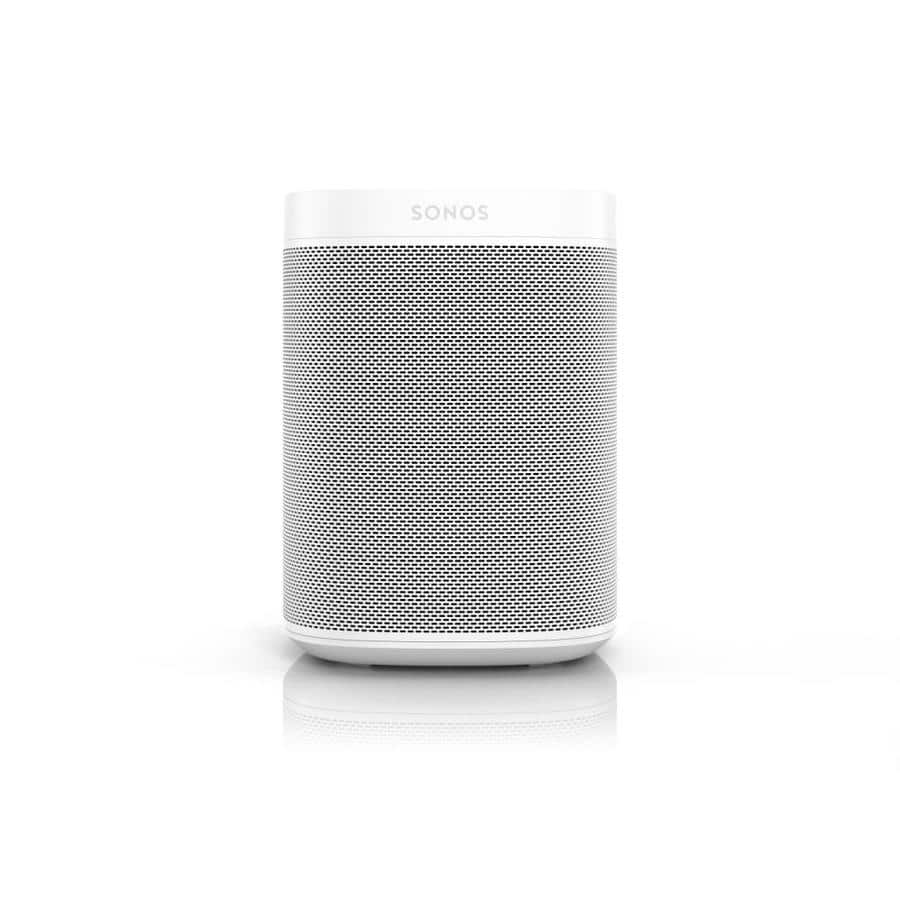 Sonos One with Amazon Alexa- $160 each, $309 pair + Free Shipping