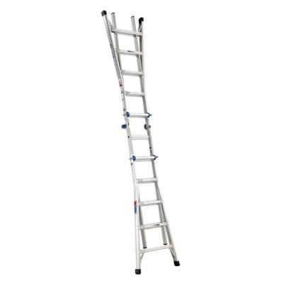 Werner MT-22, 22ft Aluminum Telescoping Multi-position Ladder. 300lb, Type 1A - $169 @ Home Depot