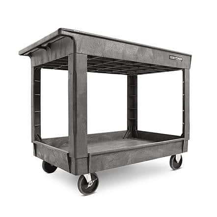 2-Count Craftsman Heavy-Duty Utility Cart + $101 Sears Cashback $101 + Free Store Pickup