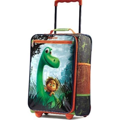 """American Tourister Disney 18"""" Upright Childrens Luggage $14.99 @Buydig"""